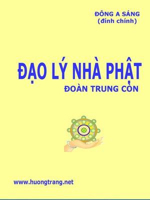 cover image of Đạo lý nhà Phật.