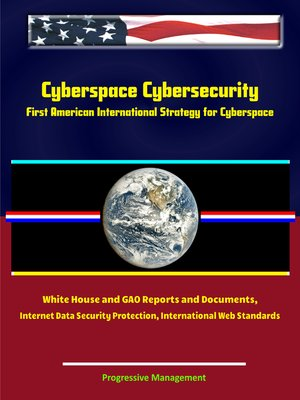 cover image of Cyberspace Cybersecurity