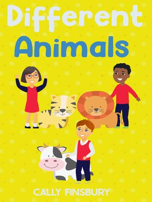 cover image of Different Animals
