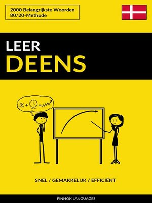 cover image of Leer Deens