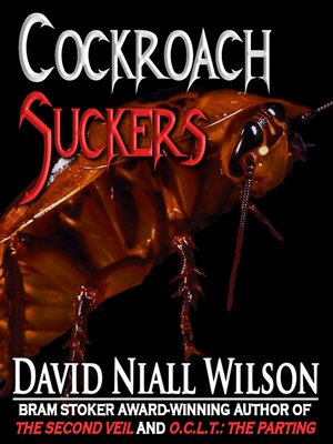 cover image of Cockroach Suckers