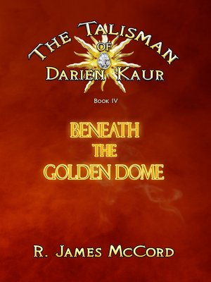 "cover image of ""The Talisman of Darien Kaur"""