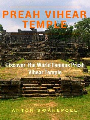 cover image of Preah Vihear Temple
