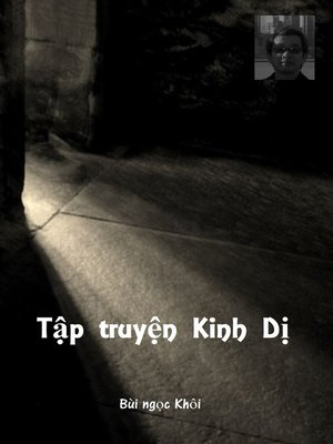 cover image of Tập truyện Kinh Dị