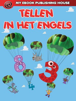 cover image of Tellen in het Engels