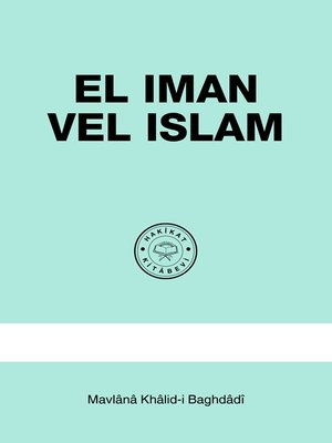 cover image of El Iman vel Islam