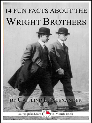cover image of 14 Fun Facts About the Wright Brothers