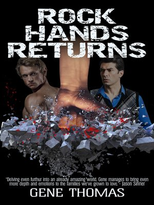 cover image of Rock Hands Returns