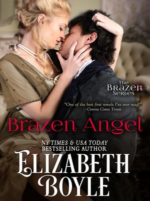 cover image of Brazen Angel
