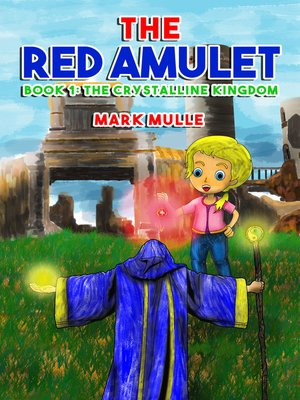 cover image of The Red Amulet, Book 1