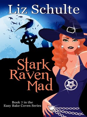 cover image of Stark Raven Mad