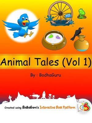 cover image of Animal Tales (Vol 1)