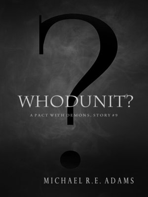cover image of A Pact with Demons (Story #9)