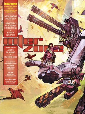 cover image of Interzone 231 Nov.