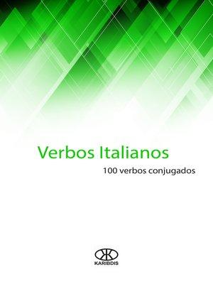 cover image of Verbos italianos (100 verbos conjugados)