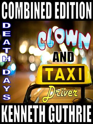 cover image of Clown and Taxi Driver (Combined Edition)