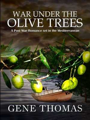 cover image of War under the Olive Trees
