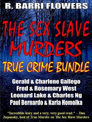 cover image of The Sex Slave Murders True Crime Bundle