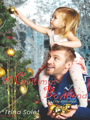 cover image of A Christmas Boyfriend