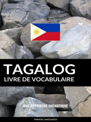 cover image of Livre de vocabulaire tagalog