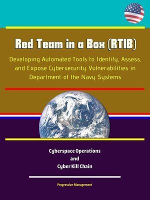 cover image of Red Team in a Box (RTIB)