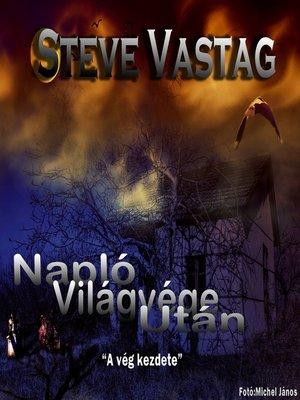 cover image of Napló világvége Után