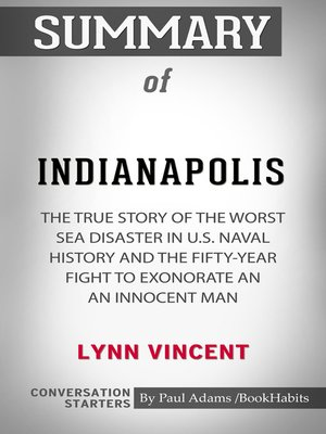 cover image of Summary of Indianapolis