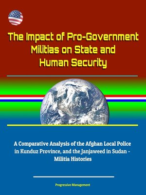 cover image of The Impact of Pro-Government Militias on State and Human Security