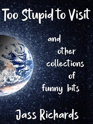 cover image of Too Stupid to Visit