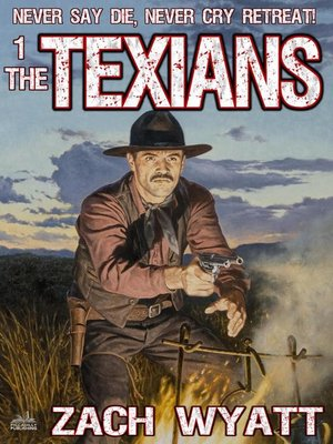 cover image of The Texians 1