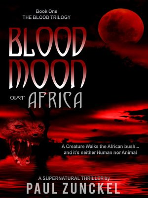 cover image of Blood Moon Over Africa