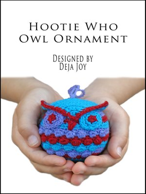 cover image of Hootie Who Owl Ornament