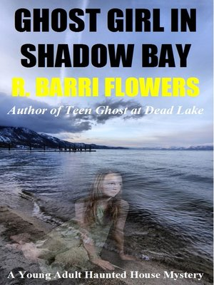 cover image of Ghost Girl in Shadow Bay