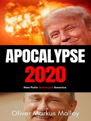 cover image of Apocalypse 2020