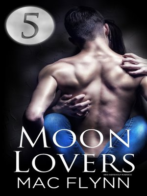 cover image of Moon Lovers #5 (BBW Werewolf Shifter Romance)