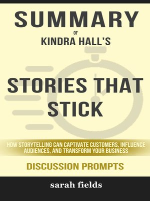cover image of Summary of Stories That Stick