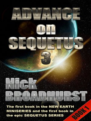 cover image of Advance On Sequetus 3