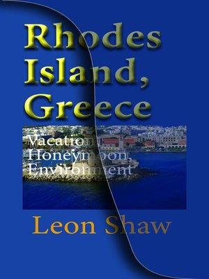 cover image of Rhodes Island, Greece