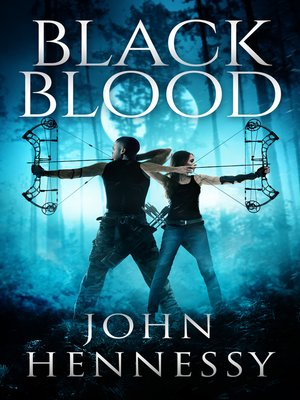 cover image of Black Blood (Black Bloods, Book 1)