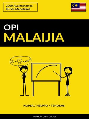 cover image of Opi Malaijia