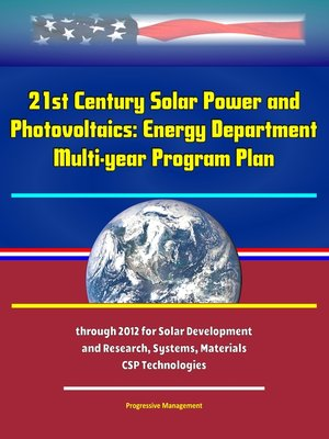 cover image of 21st Century Solar Power and Photovoltaics