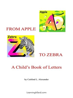 cover image of From Apple to Zebra