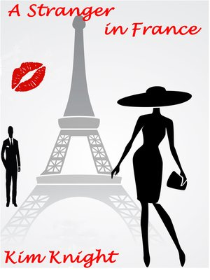 cover image of A Stranger in France