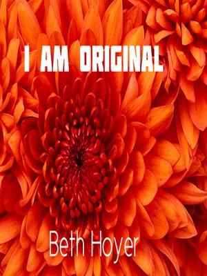 cover image of I am Original