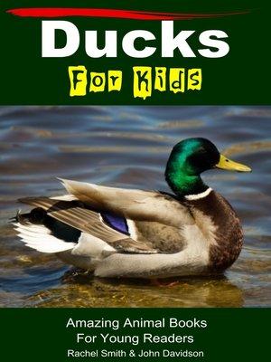 cover image of Ducks For Kids