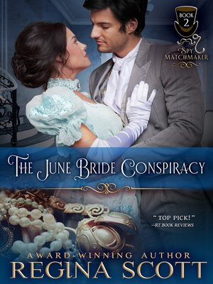 cover image of The June Bride Conspiracy