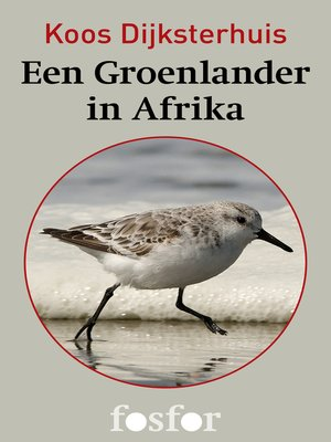 cover image of Een Groenlander in Afrika