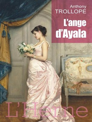 cover image of L'ange d'Ayala
