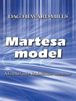 cover image of Martesa model