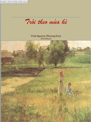 cover image of Trôi theo mùa hè